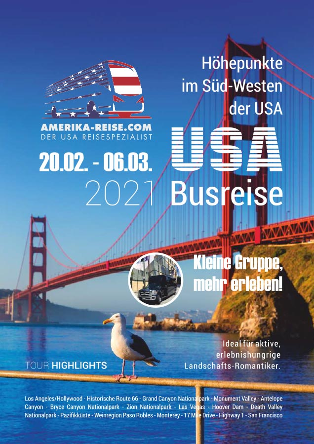 Feferenz Amerika Heller Busreisen-USA